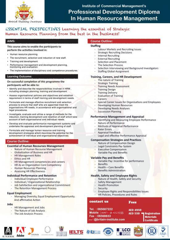 Professional Development Diploma In Human Resource Management - الدبلوم الإحترافي في الموارد البشرية-_____ _____.jpg
