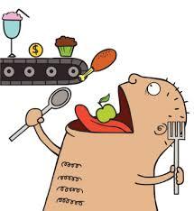 الأكل بلا حساب مصدر للعذاب؟