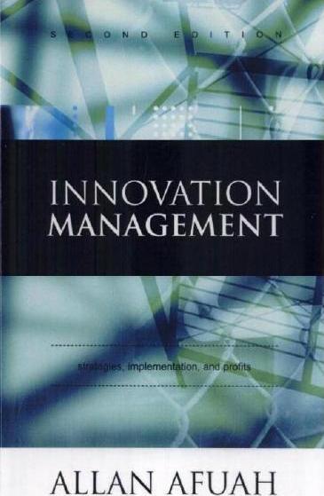 فهارس كتب رأس المال الفكري-allan afuah, innovation management strategies, implementation  profits, 2003.jpg