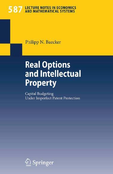 قسم تحميل الكتب حول رأس المال الفكري-philipp n. baecker, real options  intellectual property, 2007.jpg