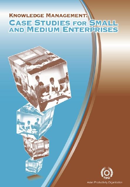قسم تحميل الكتب حول رأس المال الفكري-knowledge management case studies  small  medium enterprises.jpg