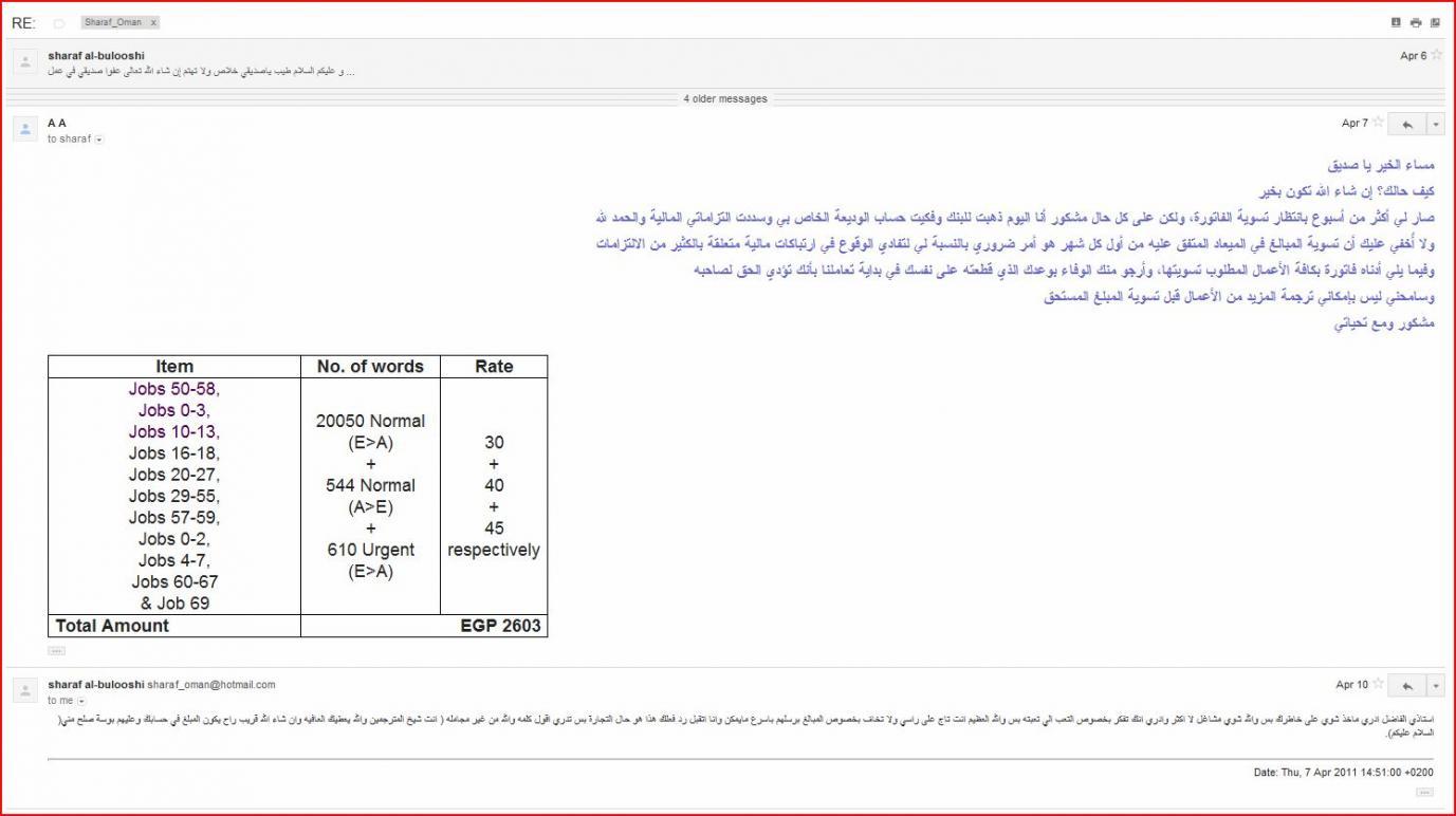مطلوب مترجم  للعمل في سلطنة عمان-do not do business  sharaf al-bulooshi.jpg